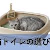 猫トイレの選び方