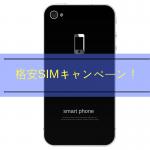 お勧め格安SIM 申込は今だ! Amazon限定「IIJmio」で年間20万以上のお得!?